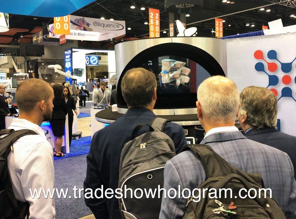 Trade Show Hologram Rental